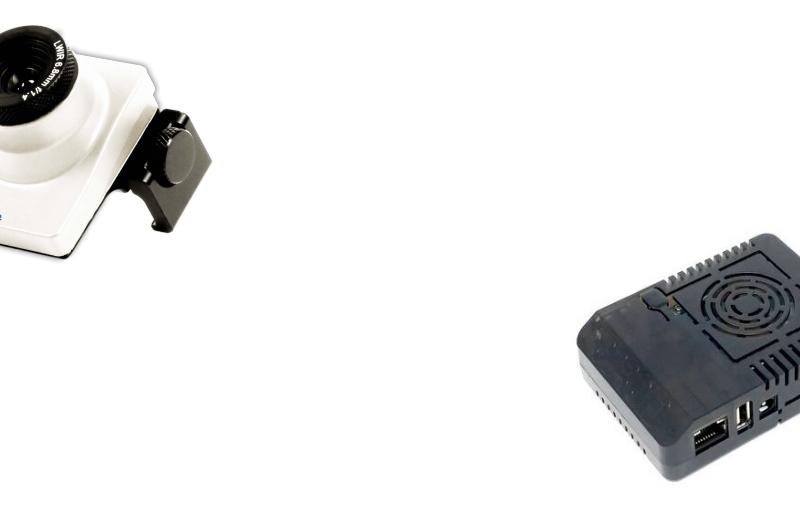 IR-Kamerasystem zum Fieberscreening